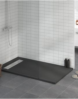 Shower tray Basalt