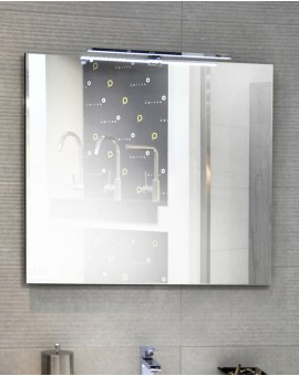 Bathroom mirror Lluna 50x70 Sdz (Vertical and Hotizontal)