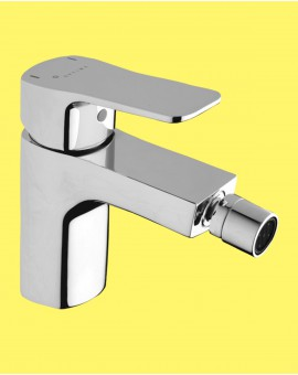 Single lever bidet Cube Way