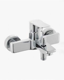 Single lever bath-shower Cube Way CU222