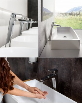 Mitigeur lavabo Ravak 10º TD015.00