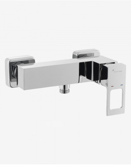 Single lever mixer for shower Up LE268