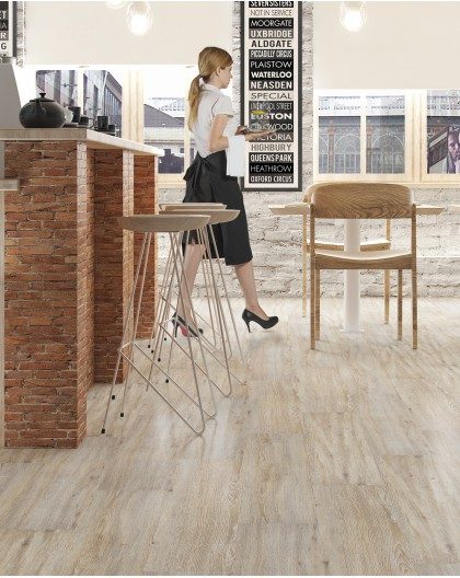 Faus Tempo Roble Taupe
