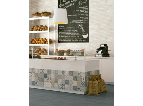 Faience District Colorker 25x75