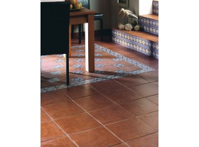 Carrelage Cotto Stn antiderrapant 33x33