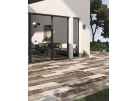 Carrelage Porcelaine Retro Colorker