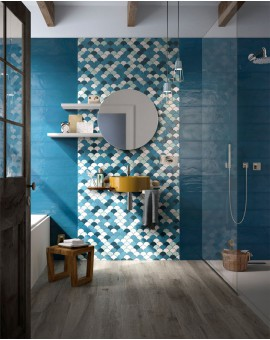 Tiles bright Colors Shades Imola 20x60