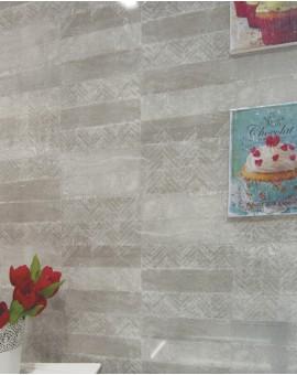 Revestimiento Grown imitación  Cemento Azteca Cerámica