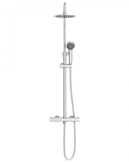Columna de ducha termostatico Cromo Londres-Imex