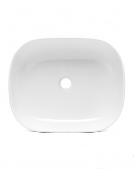 Above counter basin porcelain fine SLM5040