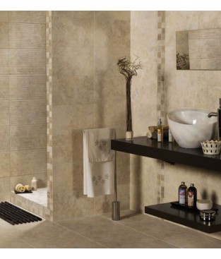Faience Travertine Stone Colorker Matcarrelage Com