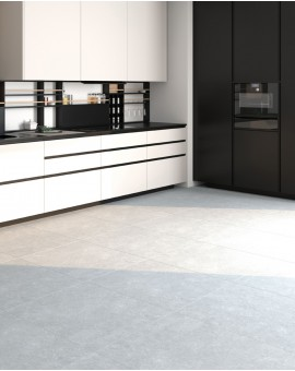 Porcelain tiles look Cement Comfort 75x75 Three Ceramics