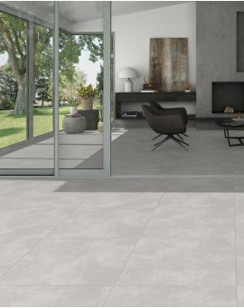 Gres Ceram imitation Beton Boheme Emotion tile