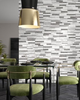 Wall tile look stone Imperial 16,5X50 Oset