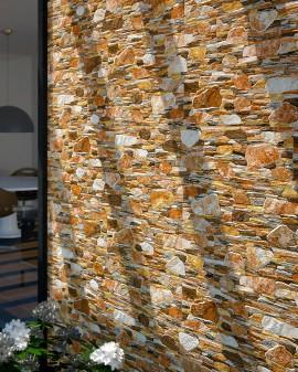 Porcelain tile look stone Ridge, 16,5X50 Oset