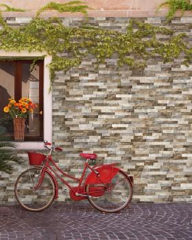 Porcelain tile look stone Ordino 8x44,2 Oset