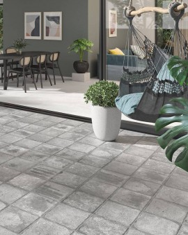 Porcelain stoneware outdoor Cottage 60x60 Colorker