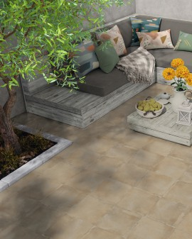Pavement Porcelain tile anti-Slip Olivera Coto 33x33