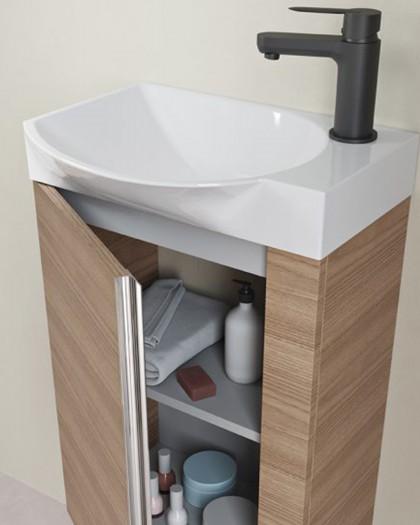 Mueble de Baño para baños pequeños Enjoy 45x27.5 Royo