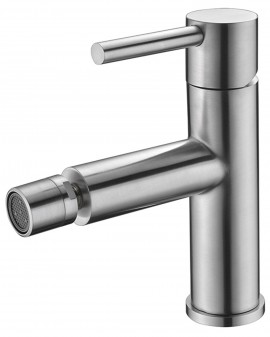 Single Moscow Bidet Stainless Steel-Imex
