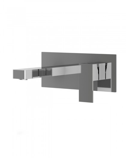 Faucet recessed Sink-to-wall Swiss-Imex