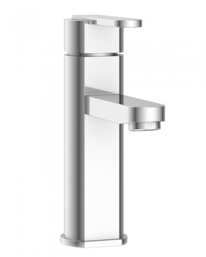 Sink faucet Roma bright Chrome/Black-Imex