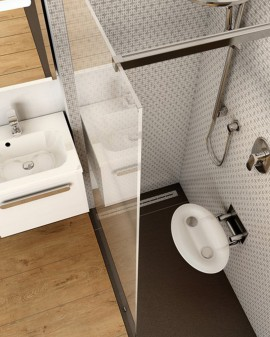 Seat Bath/Shower OVO P Ravak
