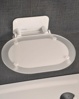 Seat Bath/Shower OVO Chrome Ravak
