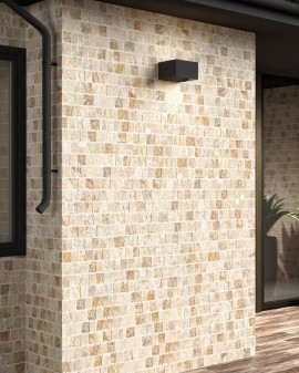 Cladding, porcelain tiles, imitation stone Tesla Oset 8x44