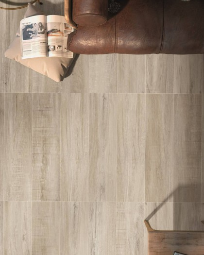 Pavimento porcelánico aspecto madera Mistral colorker