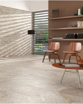 Stone-look porcelain from Quartzite Codicer