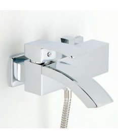 Single lever bath-shower Bali