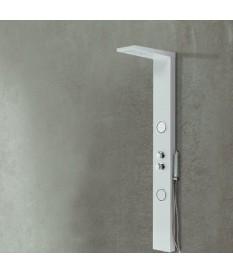 Colonne de douche Piave blanche