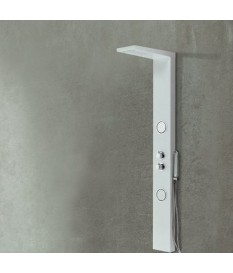 Shower column Piave white