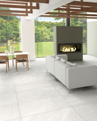 Porcelain tile look stone Nomade Colorker