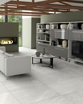 Porcelain tile look stone Nomade Colorker