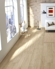 Porcelain tiles imitation wood Devon Tuscania 20x122 rec