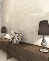 Porcelain tile imitation Ensless Tuscania