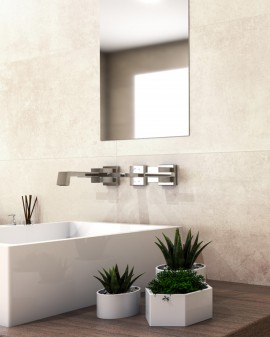 Modern bathroom tiles Boat 30x60 Sanchis Home