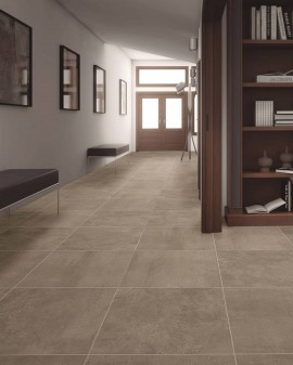 PORCELÁNICO CEMENTO SOLID COLORKER / 30x60 / Taupe / Taupe / 60x60 / 9.4x55 / Taupe / 9.4x27.5 / Taupe