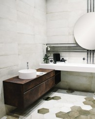 WALL TILE RECOVER WALL 25X75 APARICI