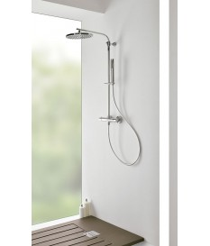 Shower column Ovale