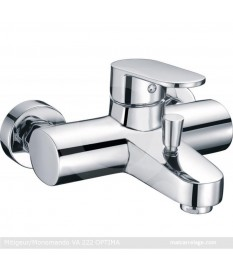 Monomando baño-ducha VA 222 Optima
