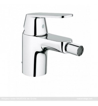 single lever Mixer for bidet BAUEDGE Grohe