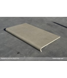 MARGELLE PISCINE MUD GREY
