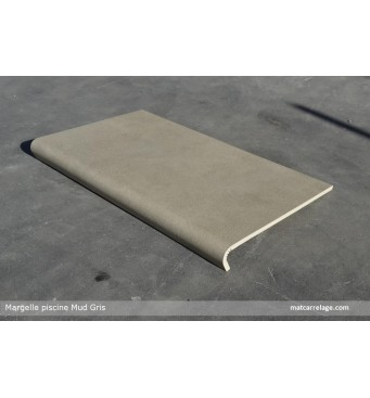 MARGELLE PISCINE MUD GRIS