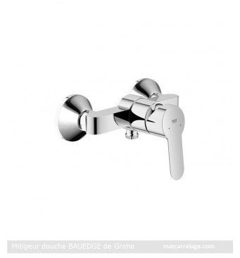 single lever Mixer for shower BAUEDGE Grohe