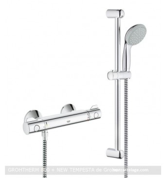 shower Set GROHTHERM 800 Grohe