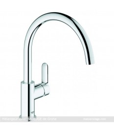 single lever Mixer for kitchen BAUEDGE Grohe
